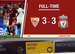 Enlace a Fans del Liverpool hoy