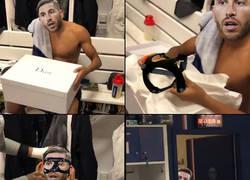 Enlace a Ramos tiene nuevo regalo como Mbappé
