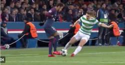 Enlace a Cuando te hacen un caño como Neymar a Forrest del Celtic, mejor retírate