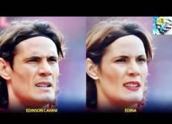 Enlace a Cómo lucirían los cracks mundiales del fútbol si fueran mujeres
