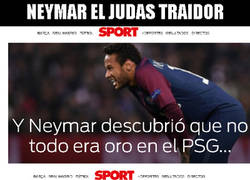 Enlace a Dos maneras de ver a Neymar