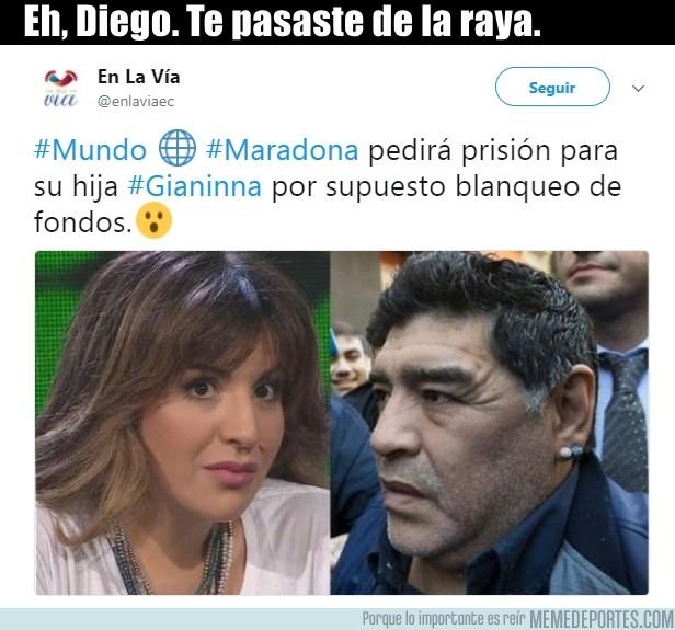 1008965 - No es para tanto, Diego
