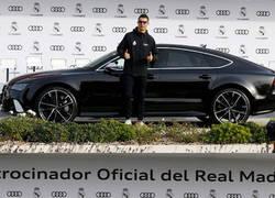 Enlace a Estos son los coches oficiales que ha recibido la plantilla del Real Madrid esta temporada