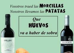 Enlace a El gracioso cartel para el CD Vitoria VS Burgos CF