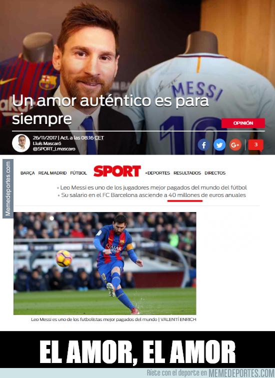 1009194 - El amor de Messi