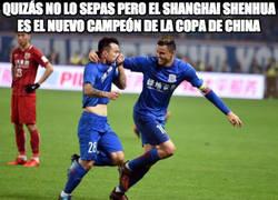 Enlace a Noticias del fútbol chino