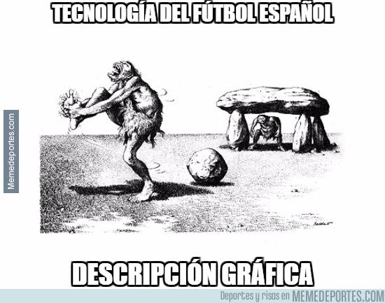 1009222 - El fútbol español y su tecnología