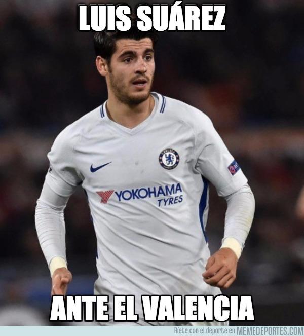 1009252 - Suárez vive en fuera de juego
