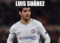 Enlace a Suárez vive en fuera de juego