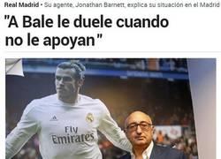 Enlace a A Bale le duele... ¡si no le apoyan!