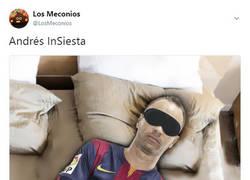 Enlace a Andrés InSiesta, por @LosMeconios