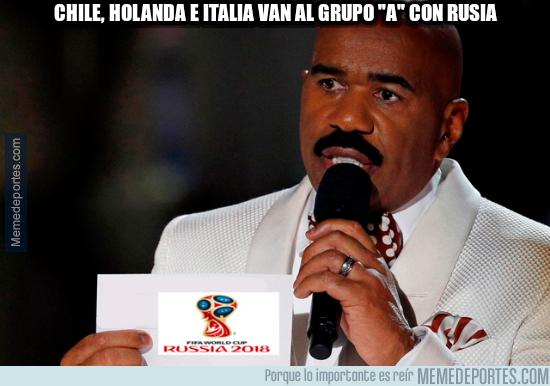 1009902 - Parece que Chile, Holanda e Italia sí van al Mundial