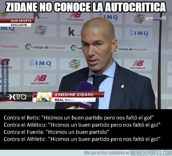 1010159 - El aburridor discurso de Zidane