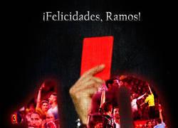 Enlace a Enhorabuena a Ramos por el récord
