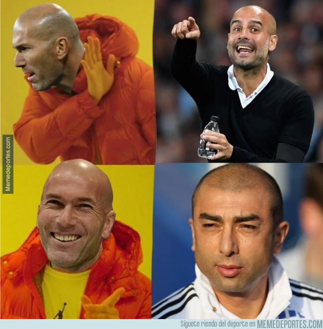 1010210 - Zidane, ¿Cuál calvo hijuep^ta prefieres ser?