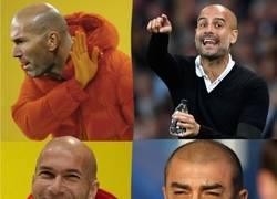 Enlace a Zidane, ¿Cuál calvo hijuep^ta prefieres ser?