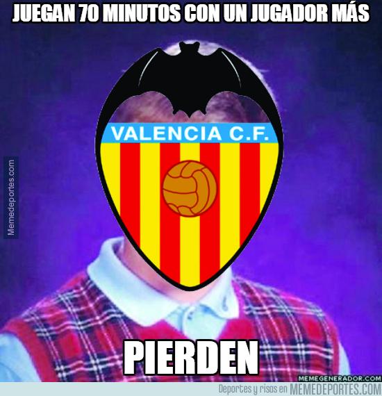 1010292 - La mala suerte del Valencia