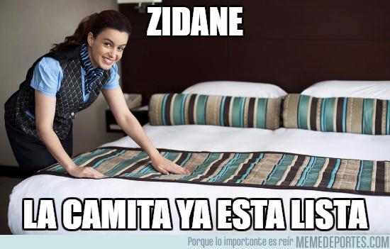 1010426 - Zidane está a punto de dormir