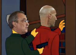 Enlace a Zidane: