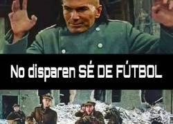 Enlace a Zidane reconociendo la verdad
