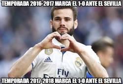 Enlace a Nacho, el abre latas de los Real Madrid - Sevilla
