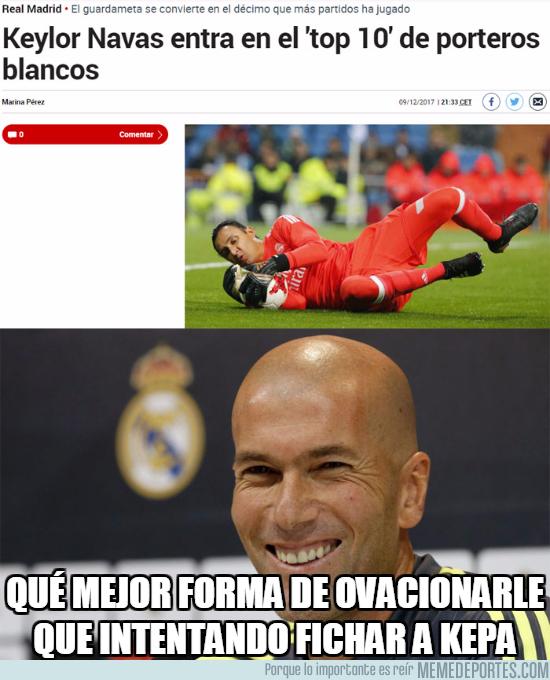 1011141 - Zidane sabe lo que se hace