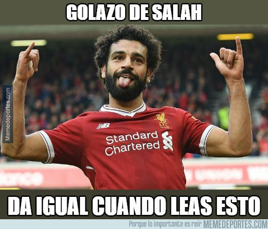 1011194 - Salah la sigue petando en la Premier