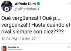 Enlace a Primera expulsión a favor del Barça