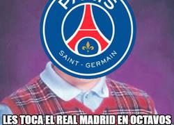 Enlace a La mala suerte es para el PSG, ¿o para el Madrid?