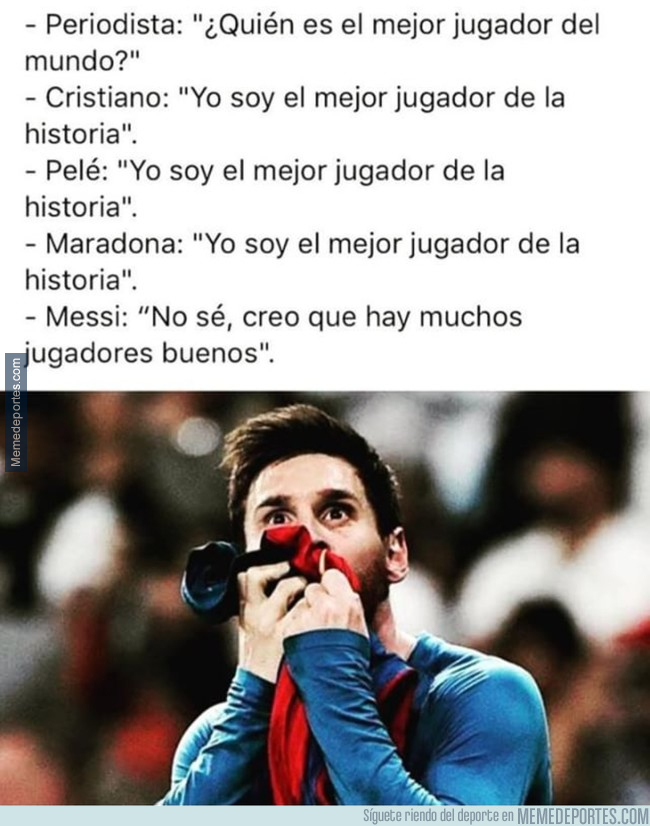 1011554 - La diferencia entre Cristiano, Pelé, Maradona y Messi