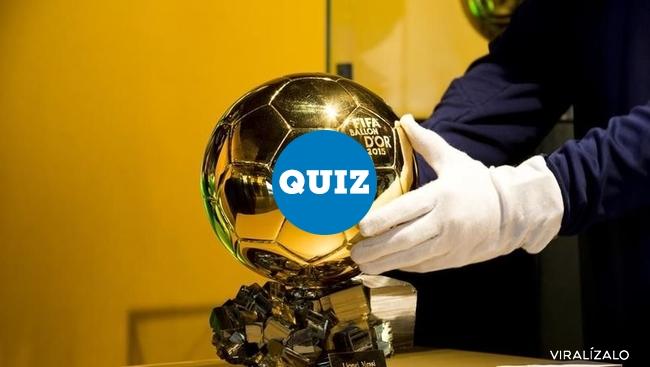 1011578 - ENCUESTA: Una década de Balones de Oro. ¿Quién crees que merecía el Balón de Oro cada año?