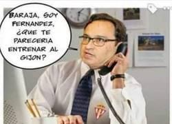 Enlace a Así fue la contratación de Pipo Baraja como nuevo entrenador del Sporting