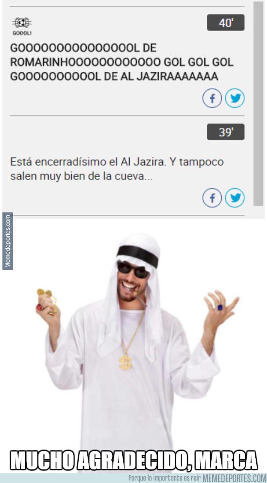 1011848 - Los gafes ayudan al Al-Jazira