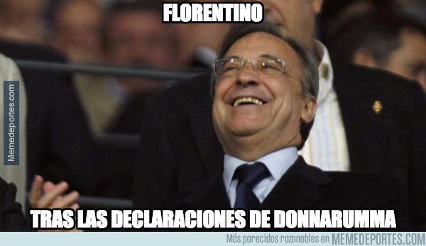 1011976 - Donnarumma llora tras los indultos de la afición rossoneri