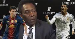 Enlace a Pelé desvela quién es el mejor jugador del mundo para él y el planeta está flipando