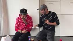 Enlace a ¿Acabará Neymar comiendo gusanos en un reto con un youtuber?
