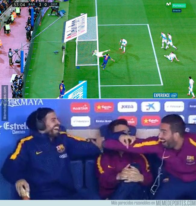1012427 - Es de risa lo de los árbitros con el Barça