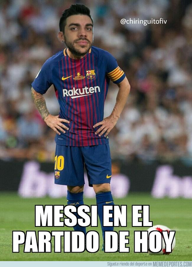 1012436 - Increíble lo de Messi con el palo