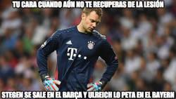 Enlace a La mala hora de Manuel Neuer :(
