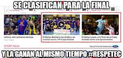 Enlace a El Barça de Balonmano en modo Leyenda