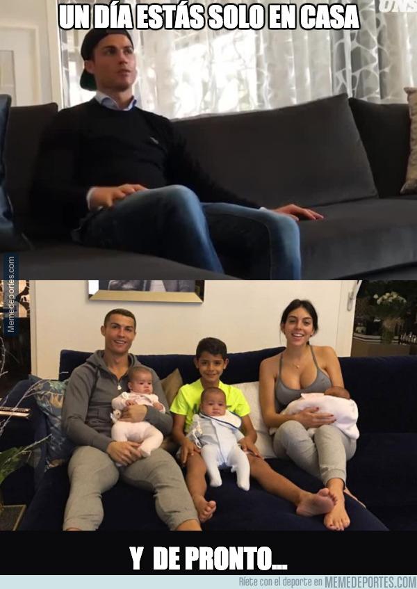 1012660 - La familia de Cristiano ha crecido un poco