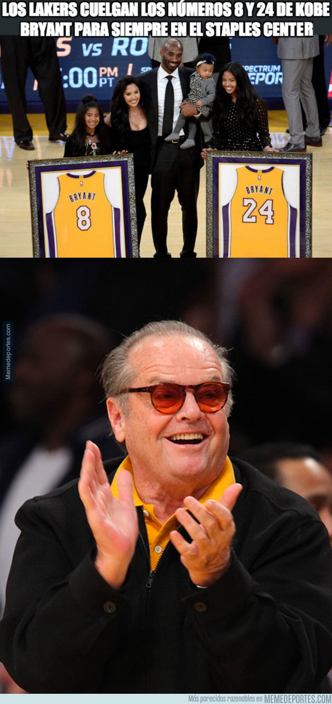 1012715 - Gran gesto de los Lakers