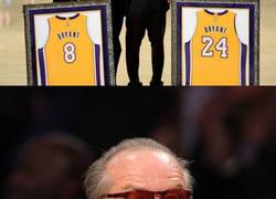 Enlace a Gran gesto de los Lakers