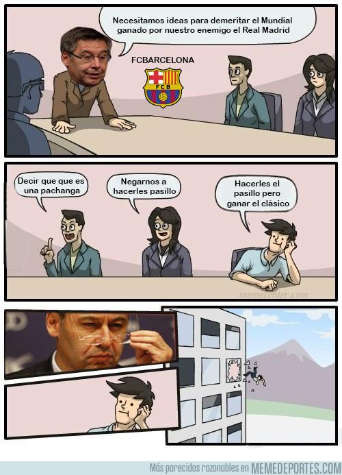 1012738 - Mientras tanto en las oficinas del FC BARCELONA