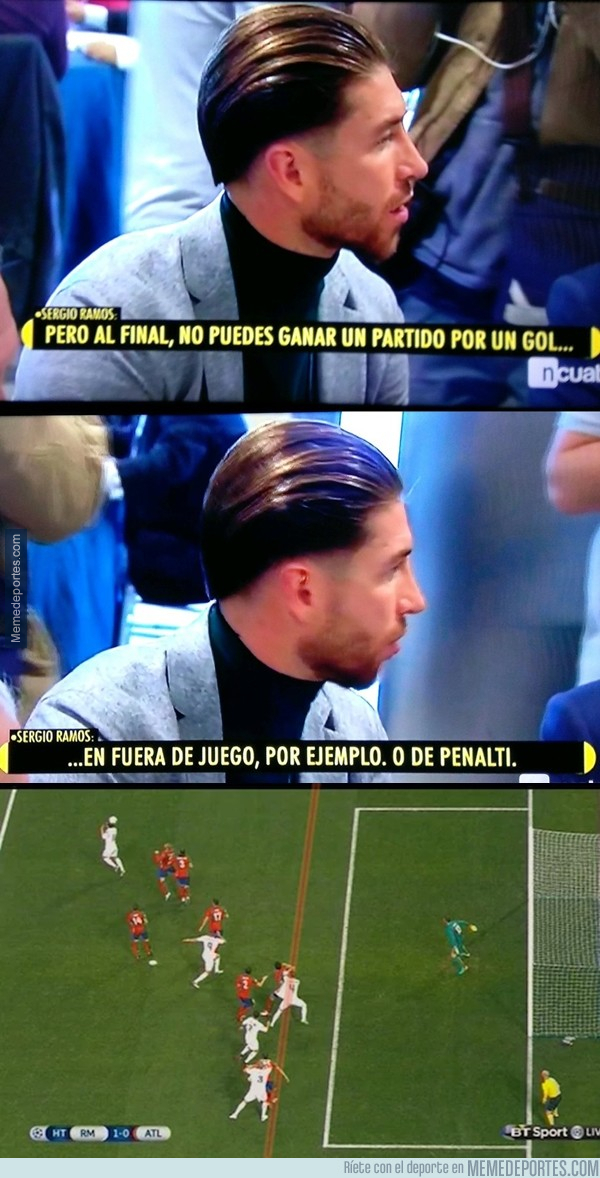1012739 - Hombre, Ramos... sí se puede... hasta ganar títulos
