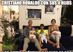 Enlace a Cristiano en familia