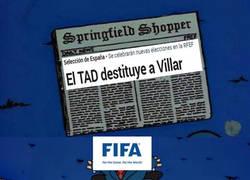 Enlace a Malas noticias en la FIFA