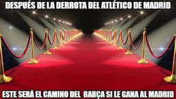 Enlace a El camino se está allanando para el Barcelona