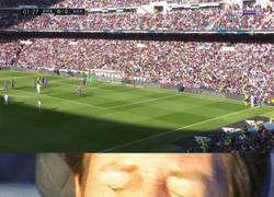 Enlace a Yo en algunos momentos del partido por el sol