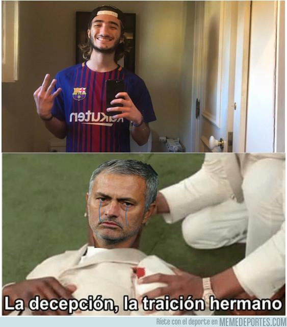 1013478 - ¿Quizá el hijo de Guardiola sea Madridista?